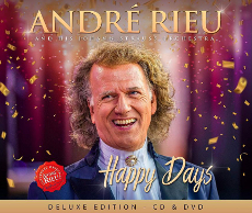 André Rieu – Das neue Album 2019 Happy Days & Happy Days Deluxe