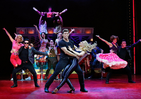 Theater: Capitol Theater - Kult-Musical GREASE